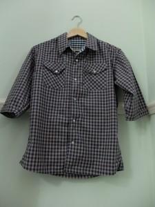A Checky Shirt!
