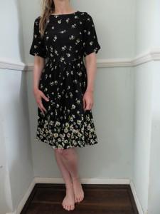 This dress decapitates people.